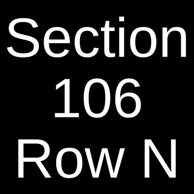 2 Tickets Cleveland Monsters @ Hershey Bears 4/11/20 Giant Center Hershey, PA