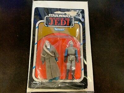 Bib Fortuna General Madine Star Wars Return of the Jedi Vintage figure 2 Pack