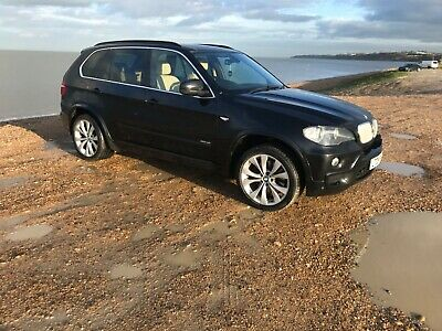 BMW X5 3.0SD M SPORT 5S TWIN TURBO DIESEL AUTO LOW MILEAGE 4x4