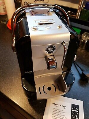 Lavazza a Modo Mio, Saeco coffee pod machine