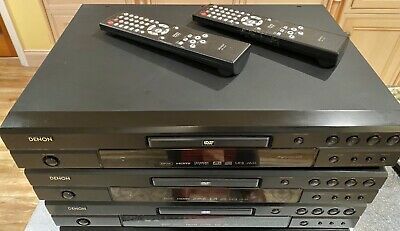 Denon DVD-1730 DVD CD player with original remote Mint LAST ONE