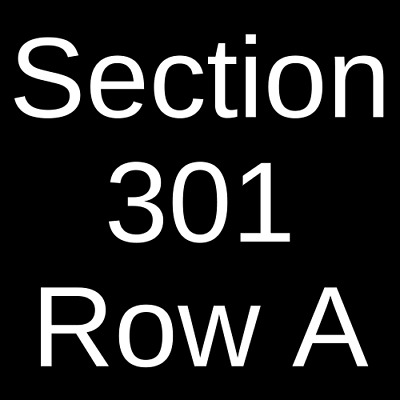 4 Tickets Backstreet Boys 10/7/20 Chula Vista, CA