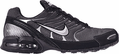 Men's Nike Air Max Torch 4 Running Shoes Anthracite/Silver 343846 002