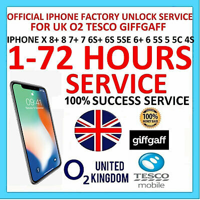 EXPRESS FAST UNLOCK O2 Tesco iPhone  XR / XS / XS MAX / 11 / 11 Pro / 11 Pro MAX