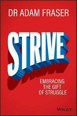 NEW Strive By Adam Fraser Paperback Free Shipping