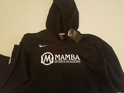 In-stock Authentic Nike Mamba Sports Academy Kobe Bryant XL Hoodie Sweater NEW