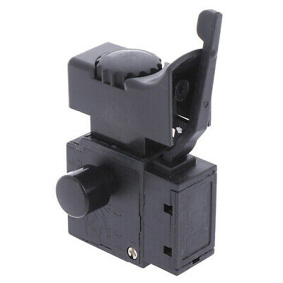 FA2-6//1BEK 6A 250V Lock on Power Tool Electric Drill Speed Trigger Switch bNWUS