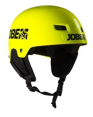 Casque wakeboard - Jobe Heavy Duty Hardshell Helmet Yellow - M - M