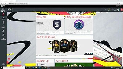 FIFA 20 ULTIMATE TEAM COINS - Xbox One - 100k - Same Day Delivery