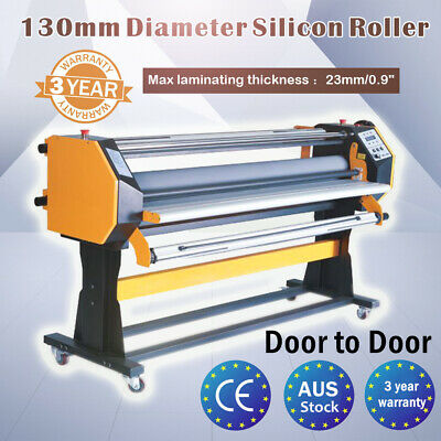 1700mm Stand Frame Full-auto Single Side Large Format Hot / Cold Laminator AUS