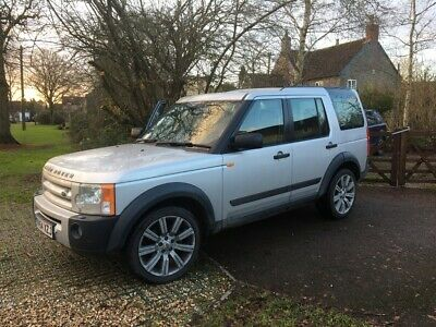 Land Rover Discovery 3 2.7 V6 HSE