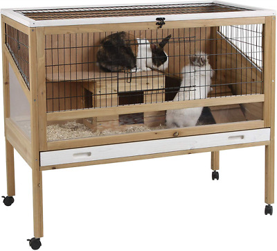 Kerbl Animal Cage Indoor Deluxe, 15 x 60 x 92.5 cm, Small