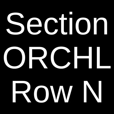 4 Tickets Lindsey Buckingham 5/5/20 Atlanta Symphony Hall Atlanta, GA