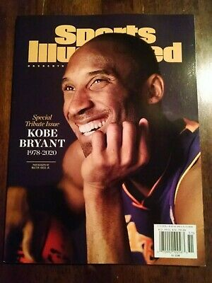 Limited Kobe Bryant Sports Illustrated SI Commemorative Issue 1978-2020
