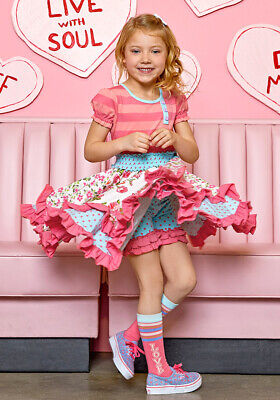NWT Girls MATILDA JANE Lets go together  Take A Spin Dress size 8