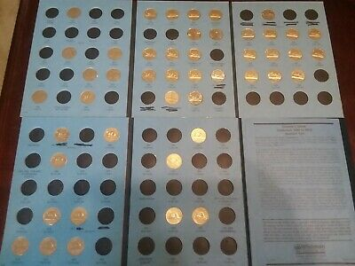 Canada Canadian 5 Cent Nickel Coin Lot 46 Piece Mixed Dates Collection Set Group