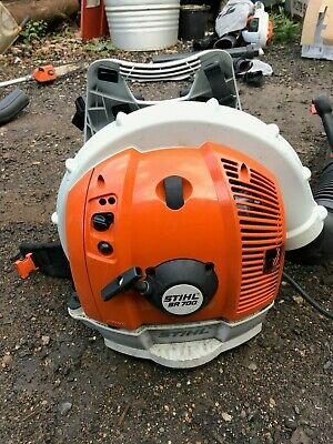 2016 STIHL BR 700 Powerful Compact Professional Backpack Blower new model