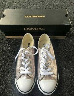 Converse CHUCK TAYLOR ALL STAR DAINTY Trainers arctic punch