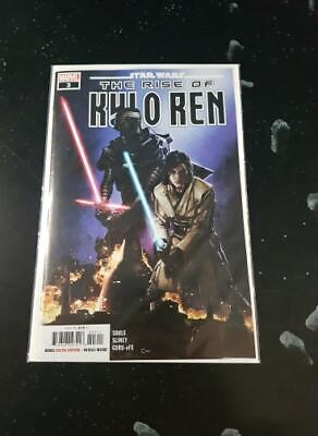 Star Wars Rise Of Kylo Ren #3 (2020) 1St Print Crain Marvel (Nm)