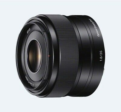Sony E Mount E 35mm F1.8 OSS SEL35F18 Interchangeable Lens Digital Camera