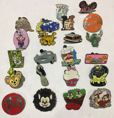 Disney Trading Pins Badges Lot Bundle of 22
