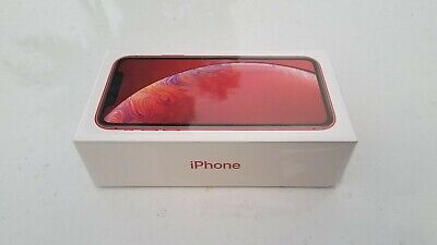 Apple iPhone XR - 64GB - RED (Verizon) A1984 (CDMA   GSM) Brand New Sealed