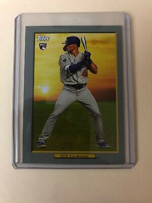 2020 Topps Series 1 Turkey Red GAVIN LUX Retail Only RC Insert #TR-73 Dodgers