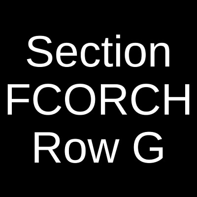 2 Tickets The Play That Goes Wrong  3/7/20 Chrysler Hall Norfolk, VA
