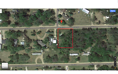 Vacant Lot In A Mobile Home Trailer Park! Harrison, Clare County Michigan! N/R