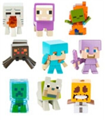 Minecraft Fxt80 Minecraft Wood Series Mini-Figure Blind Box Assorted Characters