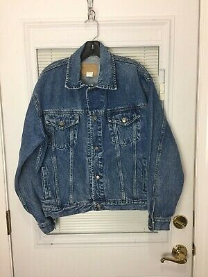Gap Denim Men's Blue Medium Wash Jean Jacket Size Medium Style No. 30-5001