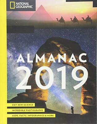 National Geographic - National Geographic Almanac 2019 UK Edition