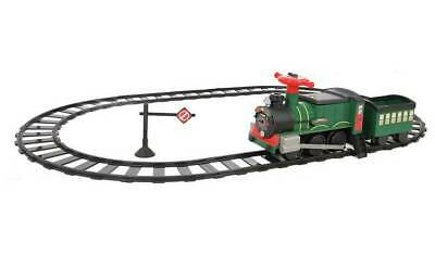 Chad Valley 6V Powered Ride On Train and Track Set Best For Your Kids