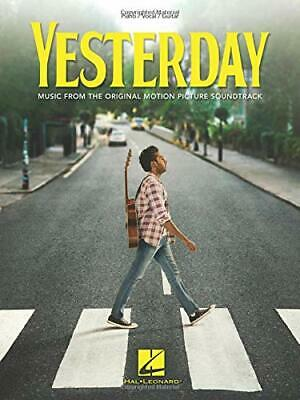 Yesterday Music from the Original Motion Picture Soundtrack