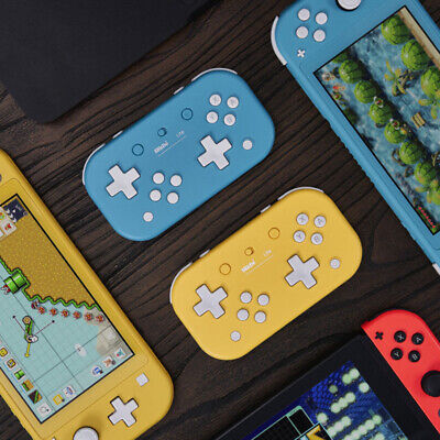 Für Nintendo Switch Lite Konsole 8Bitdo Wireless bluetooth Gamepad Controller DE