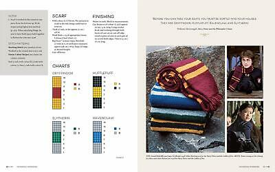 Harry Potter Knitting Magic - The official Harry Potter knitting pattern book