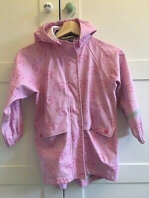 Lovely H&M Hello Kitty raincoat age 4-6