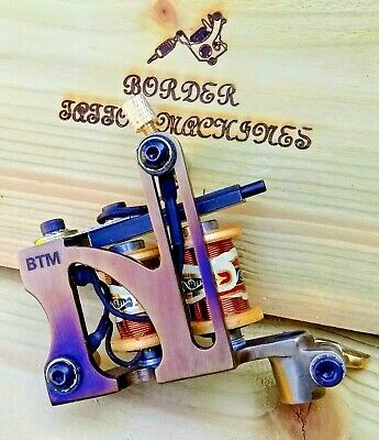Btm Cut-Back-Liner Iron Treated Frame Custom 8 Layer 32Mm Coils,Wood Washer
