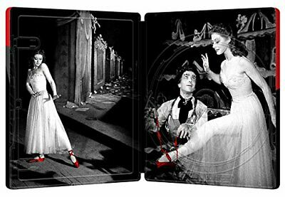The Red Shoes Steelbook [Blu-ray] [2018]