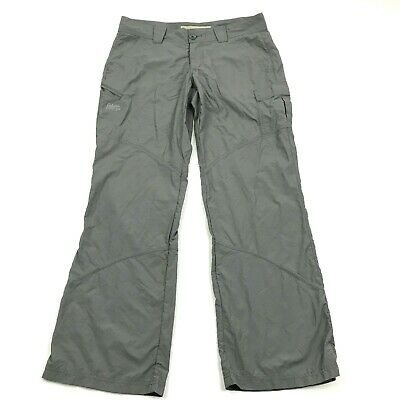 Cabela's Casuals Pants Women's Size 10 Quick Dry UPF 50 Sun Protection Flare