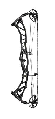 HOYT DOUBLE XL - 50Lbs - Blackout - RH - Cam 2 - 26.5 to 30""