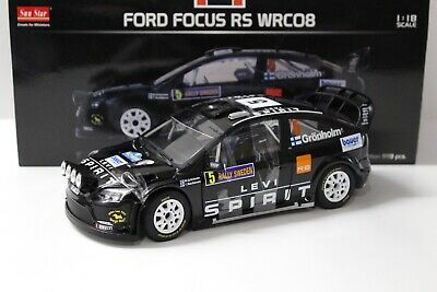 1:18 SunStar Ford Focus RS WRC08 Swedish Rally 2010 #5 NEW bei PREMIUM-MODELCARS