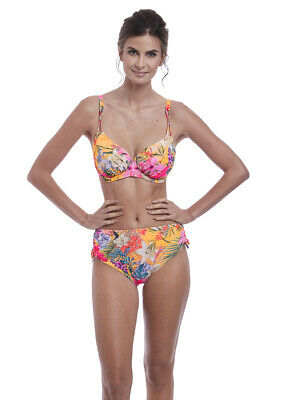 Fantasie Anguilla Adjustable Leg Bikini Short Bottoms Pant 6587 Womens Swimwear
