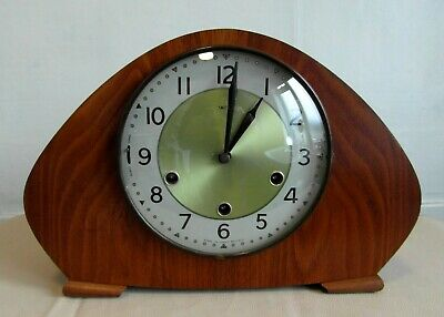 Late 1950s SMITHS Floating Balance  K7A Westminster Chimes Clock Needs Attention