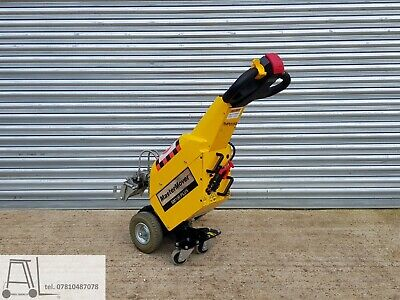 2014 Mastermover Sm100+ Electric Pedestrian Roll Cage Trolley Towing Truck Tug