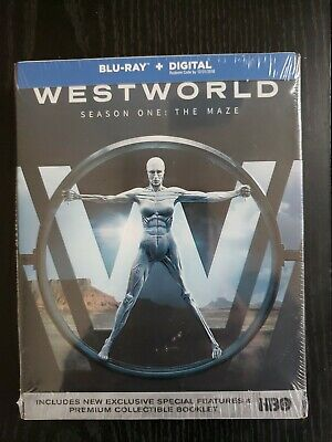 Westworld Season One - the Maze (Blu-ray) 1 1st