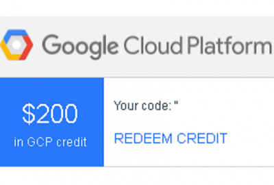 Google Cloud Platform $200 Credit Code - Instant Delivery !!!