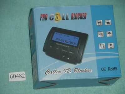 CT-CID803 Caller ID Box Call Blocker Stop Nuisance Calls Devices Call ID Stoping