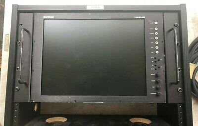 Marshall Model V-R151Dp-Afsd 15 Inch Widescreen Lcd Monitor