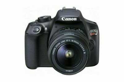 Canon EOS Rebel T6 18MP Digital Camera with lens - Black !!! FREE SHIPPING !!!